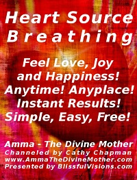 Heart Source Breathing - The Best Way To Achieve Love, Joy, and Happiness!