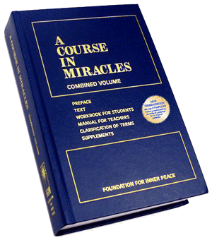 A Course in Miracles channeled by Jesus
