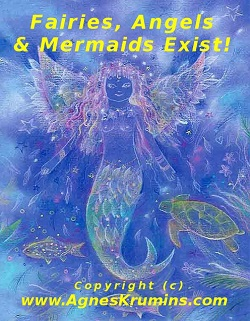 BlissfulVisions.com Fairies, Angels, Mermaids Exist (FAME)
