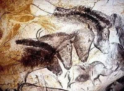 Lascaux Cave, France, ancient art - 17,000 years old at www.BlissfulVisions.com