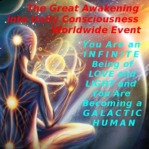 BlissfulVisions.com - The Great Awakening into Unity Consciousness by Dennis Shipman