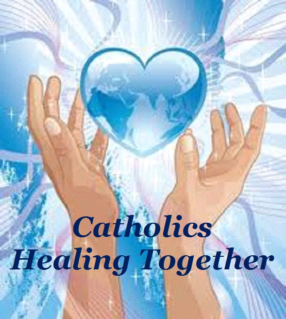 BlissfulVisions.com Catholics Healing Together by Dennis Shipman