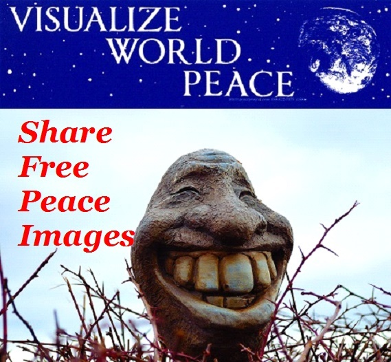 BlissfulVisions.com Visualize Peace on Earth by Dennis Shipman