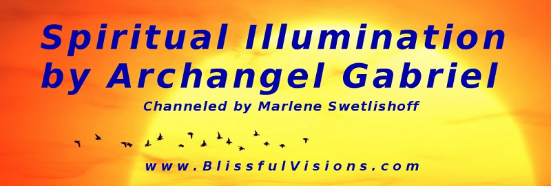 Spiritual Illumination means comprehending another level of reality