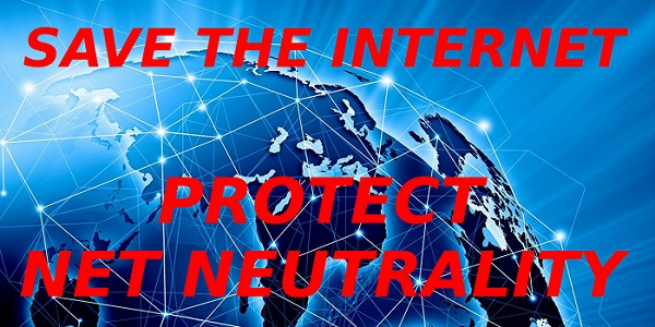 SAVE THE INTERNET - PROTECT NET NEUTRALITY at BlissfulVisions.com