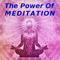 The Power of Meditation: Journey to Love by Dennis Shipman
