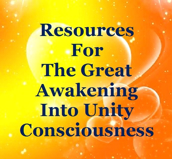 BlissfulVisions.com Resources for The Great Awakening into Unity Consciousness by Dennis Shipman