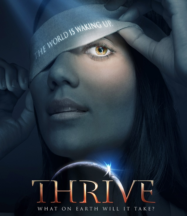 BlissfulVisions.com Thrive Movie Review